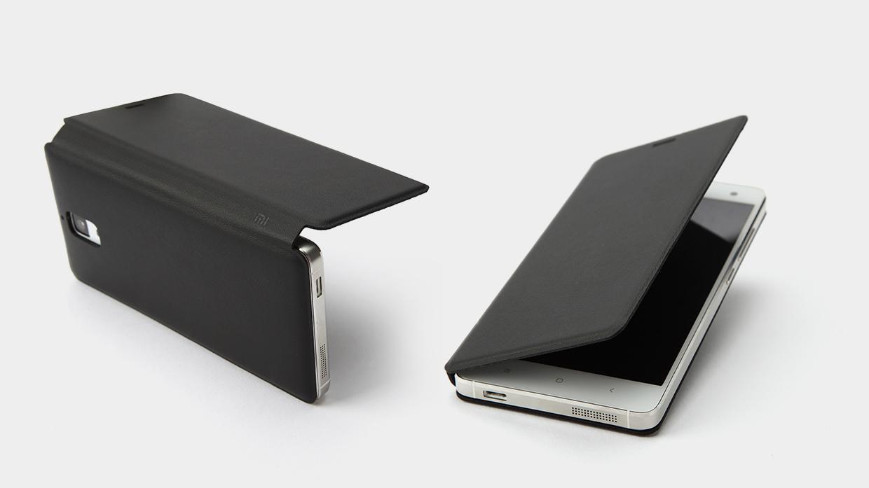 Funda Tipo Libro Para Xiaomi Mi4