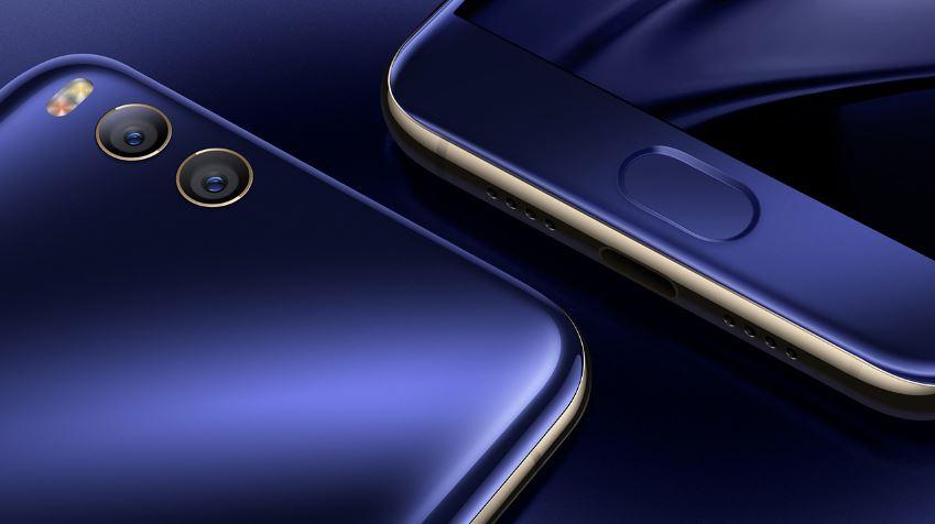 Xiaomi Mi6 doble cámara