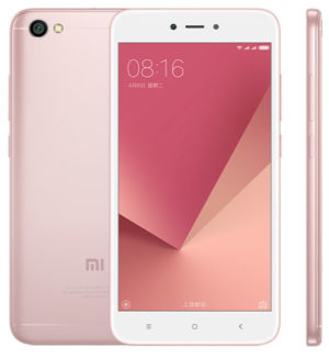 Xiaomi-Redmi-Note-5A-Global-version-Pink