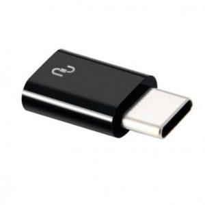 xiaomi-adaptador-micro Usb-USB-TipoC-negro