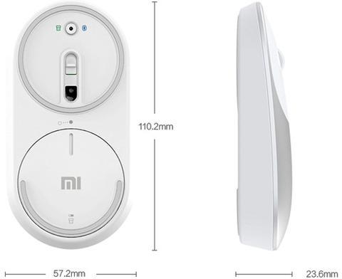xiaomi-mi-mouse-portable-ratón-inalambrico