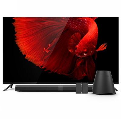 Xiaomi Mi TV - Televisión SmartTV+ 4k con Conexión Wifi - Bluetooth - LAN, la televisión inteligente más revolucionaria y más puntera de última generación