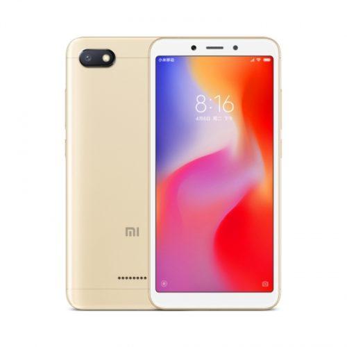 xiaomi-redmi-6A-gold