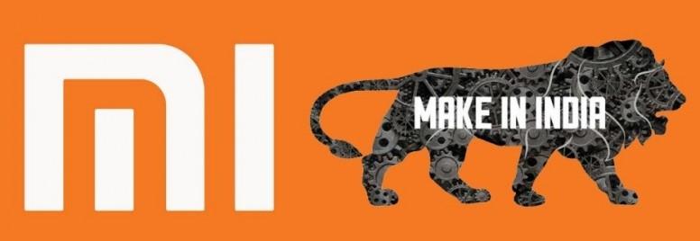 Xiaomi Make Mi India