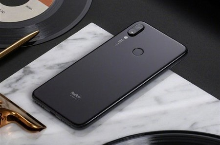Redmi Note 7 Black