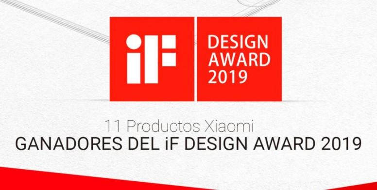 Xiaomi recibe 11 premios