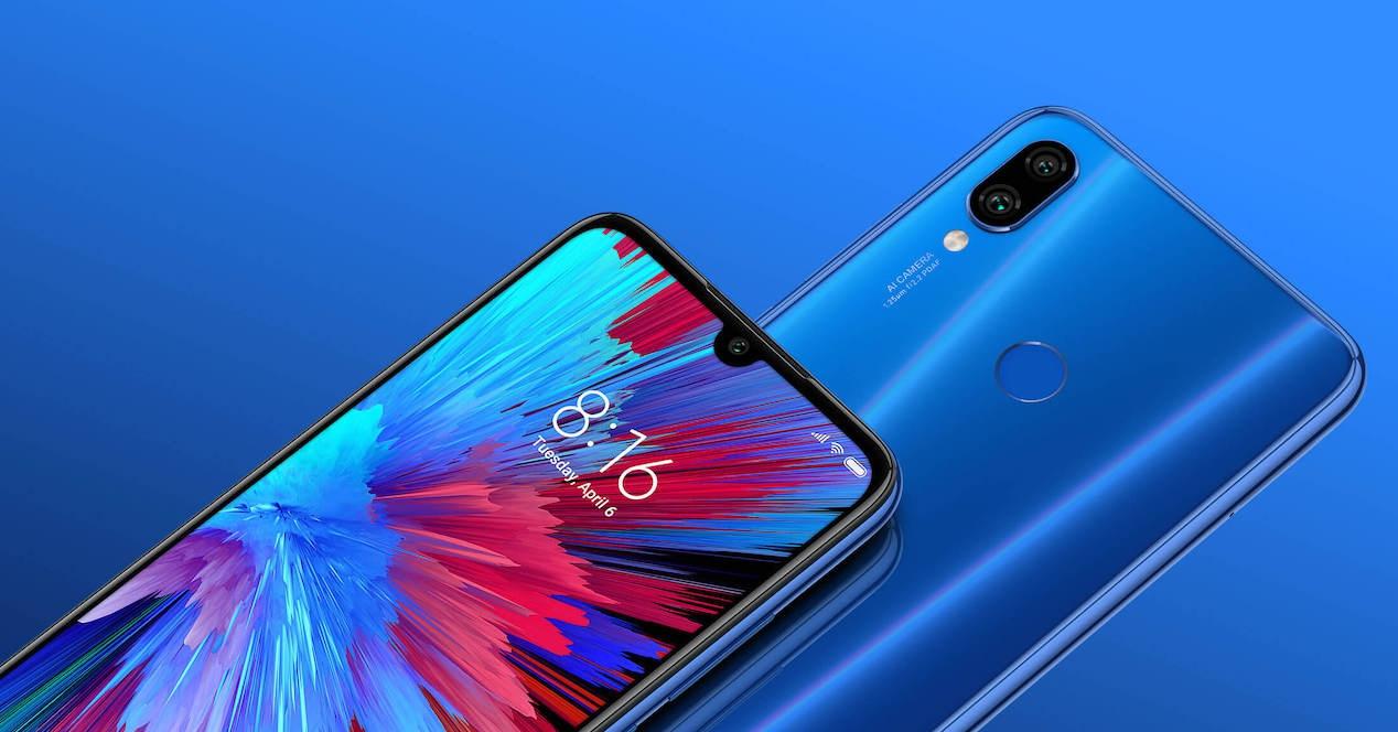 Xiaomi llega a Perú - Redmi Note 7 actualiza la ROM de MIUI