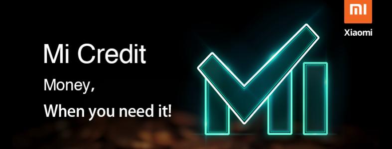 Mi Credit, disponible para descargar en Mi Apps Store