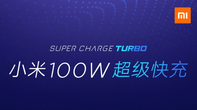 100W Super Charge Turbo llegará pronto