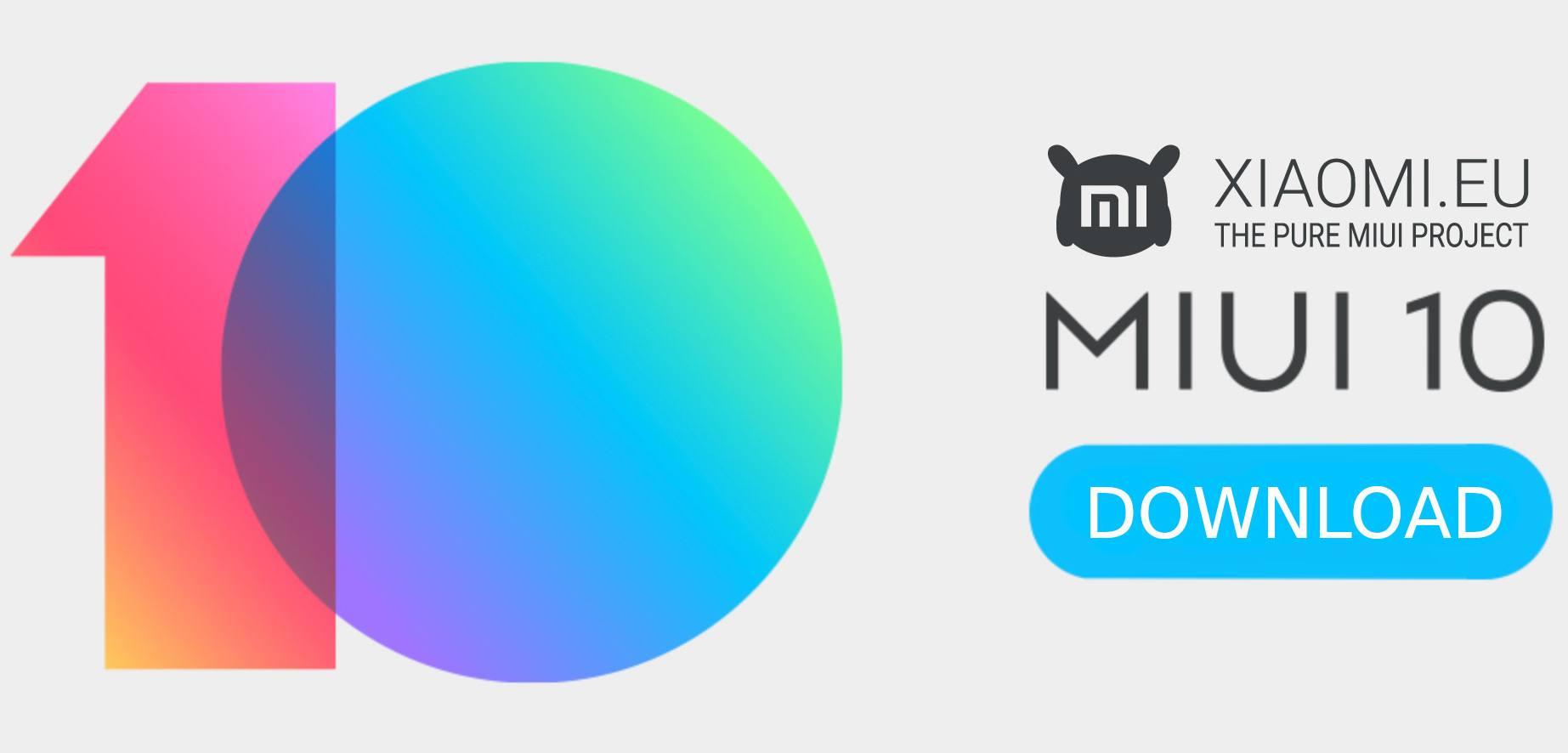 Xiaomi.EU en el Xiaomi Mi 9 corrige errores de MIUI