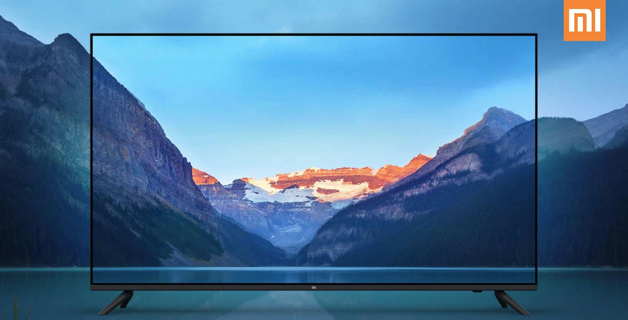 Xiaomi TV: Nuevas de 32 a 65 pulgadas con Bluetooh