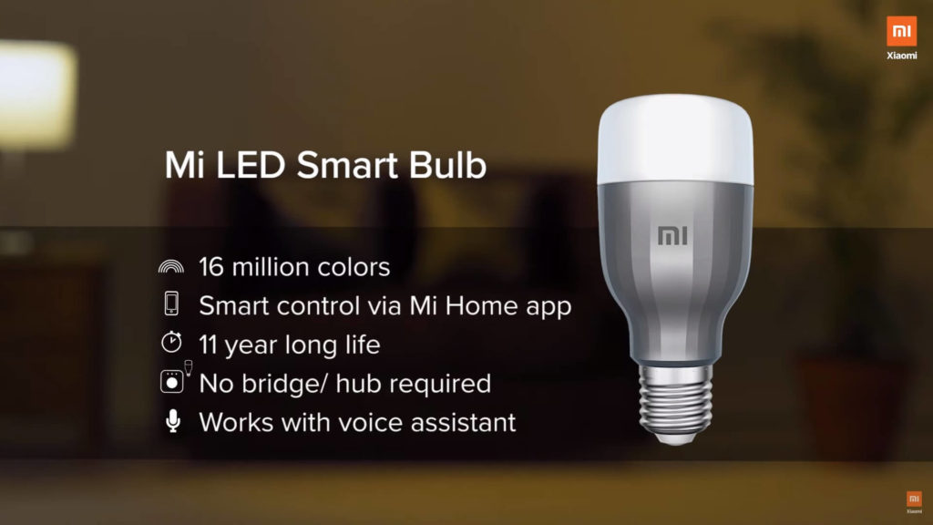 Mi LED Smart Bulb y Amazon Alexa - Guía de instalación