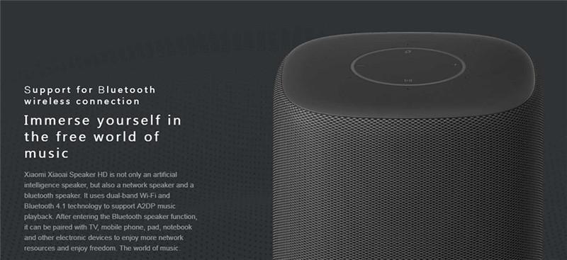 Los altavoces Xiaomi Xiao AI lideran el mercado de sonido
