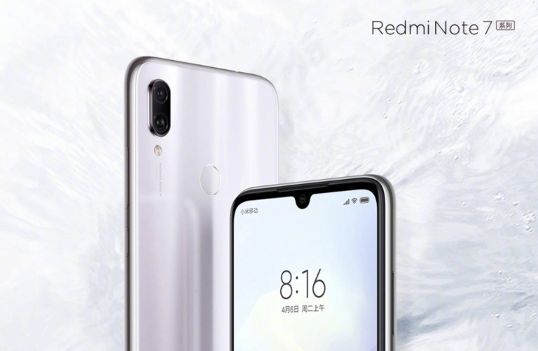 Redmi Note 7 Blanco brillante - tuxiaomi 2