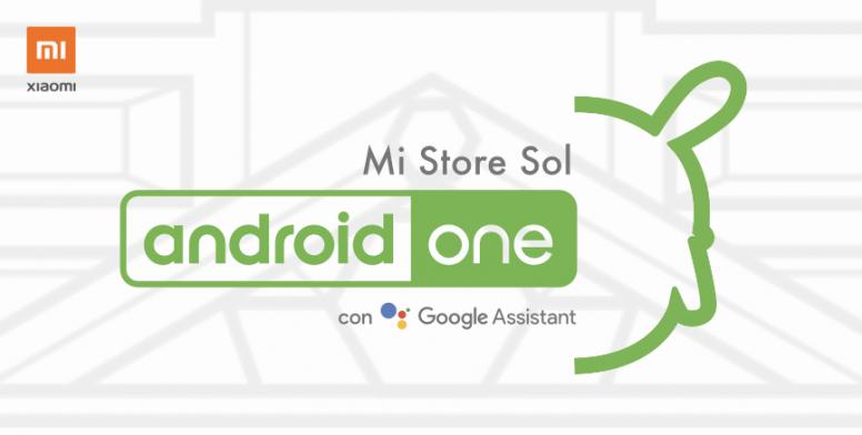 Xiaomi Mi A3 y Mi Store Sol