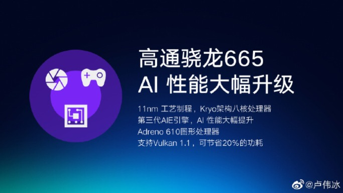 Redmi Note 8 tendrá el Snapdragon 665