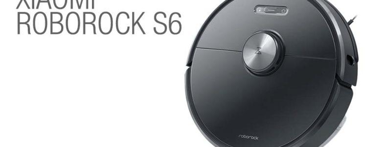 Xiaomi Vacuum Roborock S6 ya a la venta en TuXiaomi