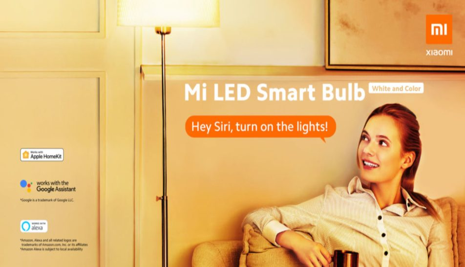 Mi LED Smart Bulb es oficialmente compatible con HomeKit