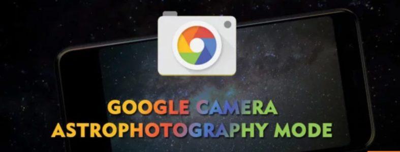 Cómo instalar Gcam 7.0 con el modo Astrofotografía