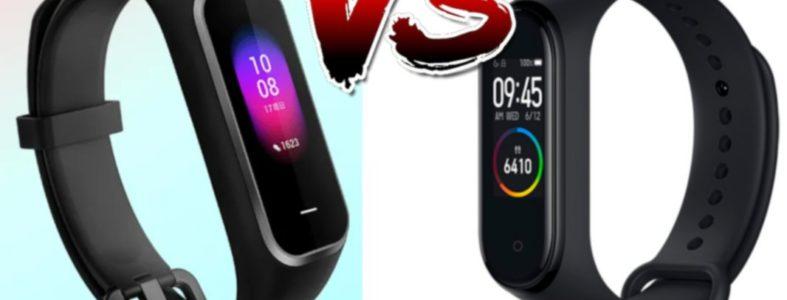 Xiaomi Mi Band 4 vs Hey Plus 1S - Duelo de Titanes