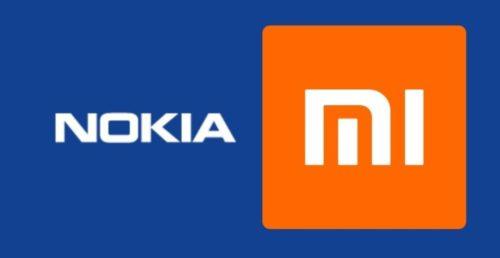 Xiaomi y Nokia