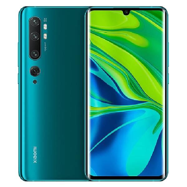 mi-note-10-green - Xiaomi Mi Note 10