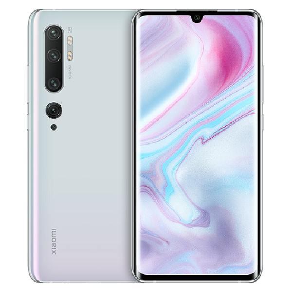mi-note-10-white - Xiaomi Mi Note 10