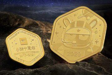 Xiaomi lanza sus monedas de oro