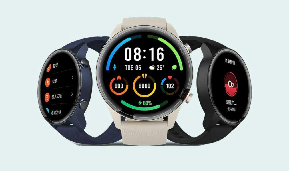 Xiaomi Mi Watch Color Sports Edition presentado oficialmente