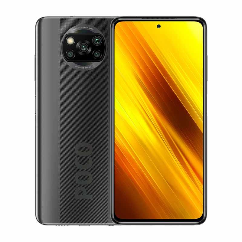REACONDICIONADO (Grado B) Poco X3 NFC 6/128GB Shadow Gray - Libre