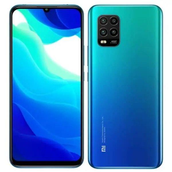 REACONDICIONADO (Grado A) Mi 10 Lite 5G 6/128GB Azul Aurora Libre