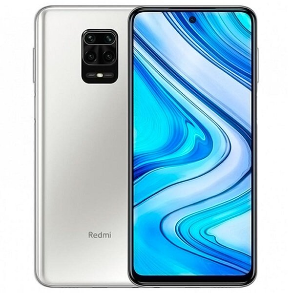 REACONDICIONADO (Grado B) Redmi Note 9 Pro 6/128GB Blanco Glaciar Libre