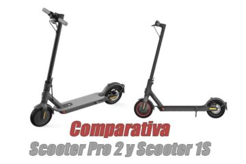 Scooter Pro 2 y Scooter 1S