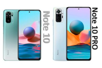 Comparativa Redmi Note 10 Pro VS Redmi Note 10